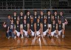 Shadow Ridge Mustangs Boys Varsity Volleyball Spring 17-18 team photo.