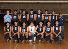 Central City Value Jaguars Boys Varsity Volleyball Spring 17-18 team photo.
