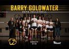 Goldwater Bulldogs Boys Varsity Volleyball Spring 17-18 team photo.