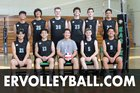 Eagle Rock Eagles Boys Varsity Volleyball Spring 17-18 team photo.