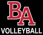 Benet Academy Redwings Boys Varsity Volleyball Spring 17-18 team photo.