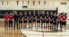 Castle View Black Sabercats Boys Varsity Volleyball Spring 17-18 team photo.