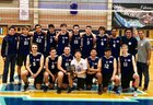 Chatsworth Chancellors Boys Varsity Volleyball Spring 17-18 team photo.