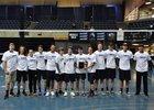 Nevada Union Miners Boys Varsity Volleyball Spring 17-18 team photo.