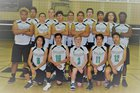 Upland Highlanders/Scots Boys Varsity Volleyball Spring 17-18 team photo.