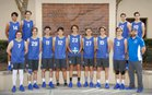 Santa Margarita Eagles Boys Varsity Volleyball Spring 17-18 team photo.