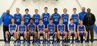 Community School of Davidson Spartans Boys JV Basketball Winter 15-16 team photo.