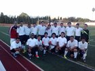 Fairfield Falcons Boys JV Soccer Fall 14-15 team photo.