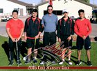 New Mexico Military Institute Colts Boys Varsity Golf Spring 15-16 team photo.