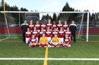 Capital Cougars Boys Varsity Soccer Spring 15-16 team photo.