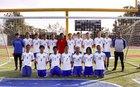 San Diego Cavers Boys JV Soccer Winter 13-14 team photo.