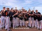 Middleborough Sachems Boys Varsity Baseball Spring 14-15 team photo.
