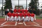 Sammamish Totems Boys Varsity Baseball Spring 14-15 team photo.
