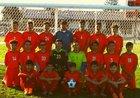 Ceres Bulldogs Boys JV Soccer Winter 16-17 team photo.