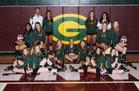 Greenwood Gators Girls JV Volleyball Fall 16-17 team photo.