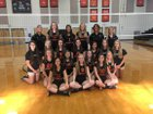 Powhatan Indians Girls JV Volleyball Fall 16-17 team photo.