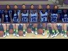 Santa Rosa Lions Girls Varsity Basketball Winter 14-15 team photo.
