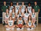 Episcopal Wildcats Girls Varsity Basketball Winter 18-19 team photo.
