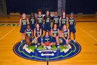 Windermere Wolverines Girls Varsity Basketball Winter 18-19 team photo.