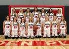 Golden Plains Bulldogs Girls Varsity Basketball Winter 18-19 team photo.