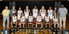 Walter M. Williams Bulldogs Girls Varsity Basketball Winter 18-19 team photo.