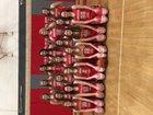 Purchase Line Red Dragons Girls Varsity Basketball Winter 18-19 team photo.