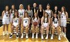 Cullman Bearcats Girls Varsity Basketball Winter 18-19 team photo.