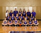 Bishop Guilfoyle Marauders Girls Varsity Basketball Winter 18-19 team photo.