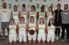 Bishop Blanchet Braves Girls Varsity Basketball Winter 18-19 team photo.