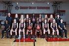 Bishop Kenny Crusaders Girls Varsity Basketball Winter 18-19 team photo.