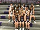 Fayetteville Bulldogs Girls Varsity Basketball Winter 18-19 team photo.