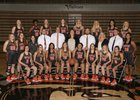 Ryle Raiders Girls Varsity Basketball Winter 18-19 team photo.
