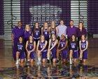 North Creek  Girls Varsity Basketball Winter 18-19 team photo.