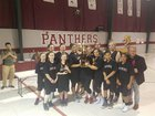 Wade Christian Academy  Girls Varsity Basketball Winter 18-19 team photo.