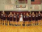 Marshall Rams Girls Varsity Basketball Winter 18-19 team photo.