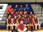 St. Ignatius Wildcats Girls Varsity Basketball Winter 18-19 team photo.