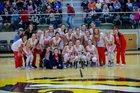 Pine Grove Panthers Girls Varsity Basketball Winter 18-19 team photo.