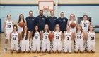 Moses Lake Christian Academy/Covenant Christian  Girls Varsity Basketball Winter 18-19 team photo.