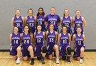 Anacortes Seahawks Girls Varsity Basketball Winter 18-19 team photo.