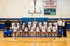 Tupelo Golden Wave Girls Varsity Basketball Winter 18-19 team photo.