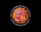 West Jefferson Buccaneers Girls Varsity Basketball Winter 18-19 team photo.