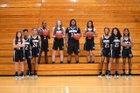 T.L. Hanna Yellow Jackets Girls Varsity Basketball Winter 18-19 team photo.