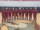 Desert Heights Prep  Girls Varsity Basketball Winter 18-19 team photo.