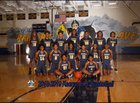 Keenan Raiders Girls Varsity Basketball Winter 18-19 team photo.