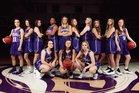 Central Arkansas Christian Mustangs Girls Varsity Basketball Winter 18-19 team photo.