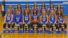 McNairy Central Bobcats Girls Varsity Basketball Winter 18-19 team photo.