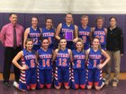 Kansas/Shiloh/Oakland  Girls Varsity Basketball Winter 18-19 team photo.