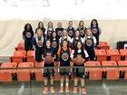 Artesia Bulldogs Girls Varsity Basketball Winter 18-19 team photo.