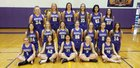 Berryville Bobcats Girls Varsity Basketball Winter 18-19 team photo.