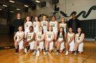 Shorecrest Scots Girls Varsity Basketball Winter 18-19 team photo.